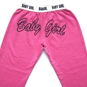 Vintage Y2K Baby Girl Sweatpants